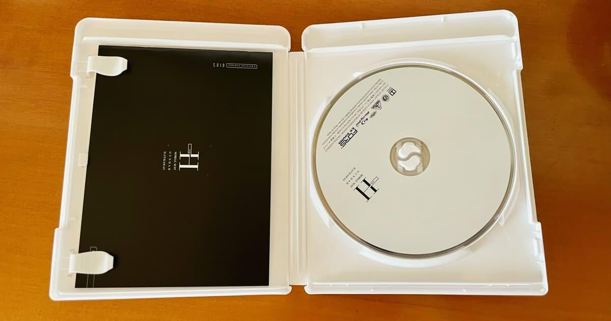 閃光のハサウェイ劇場限定版Blu-ray中身