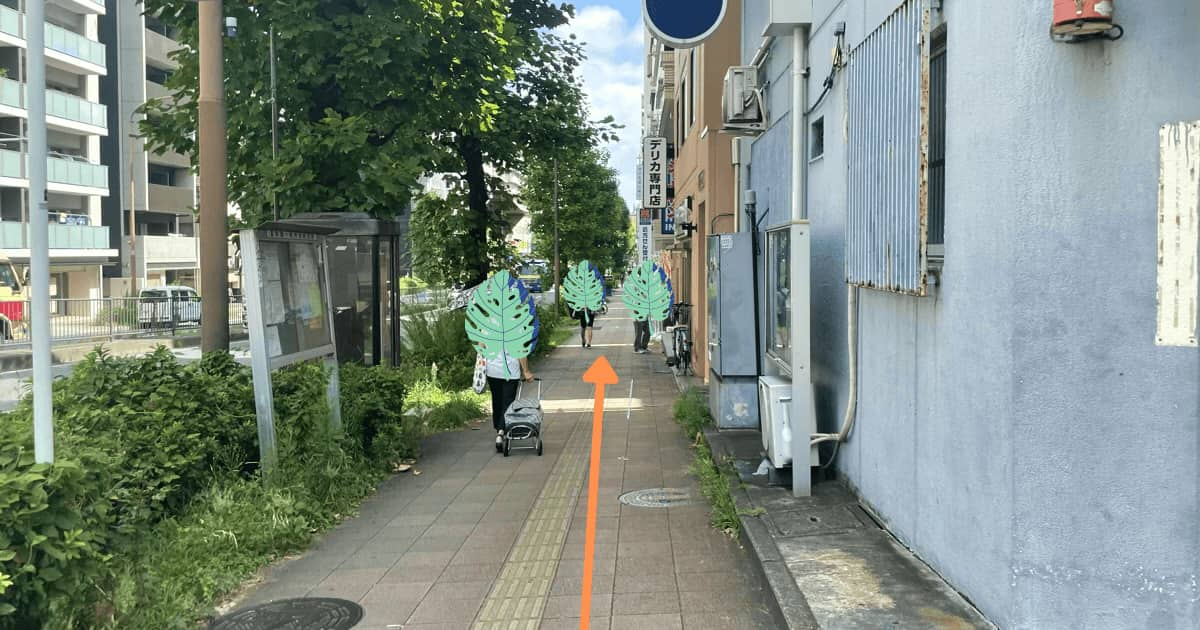 反町駅から神奈川区役所までのアクセス方法(行き方)を解説⑤