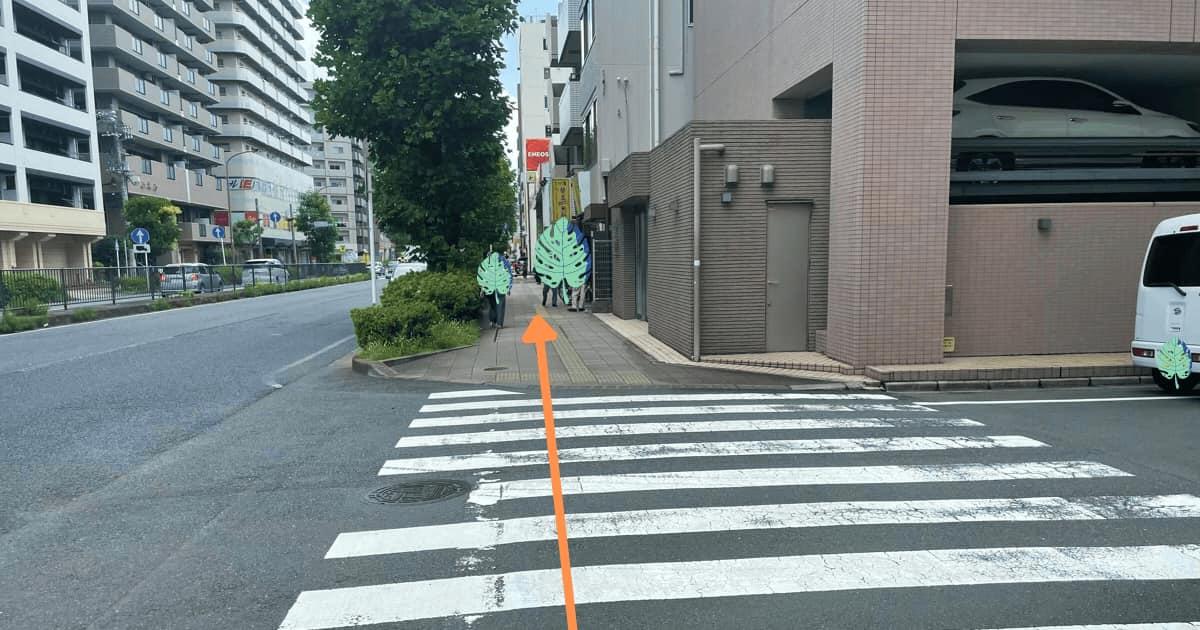 反町駅から神奈川区役所までのアクセス方法(行き方)を解説⑥