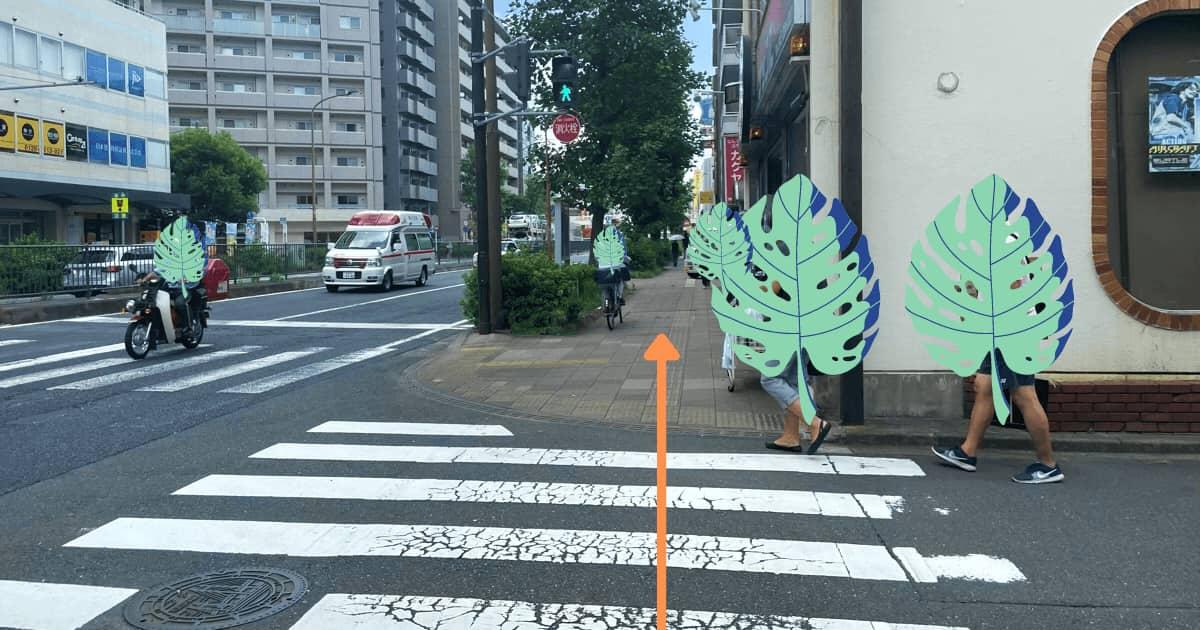 反町駅から神奈川区役所までのアクセス方法(行き方)を解説⑦