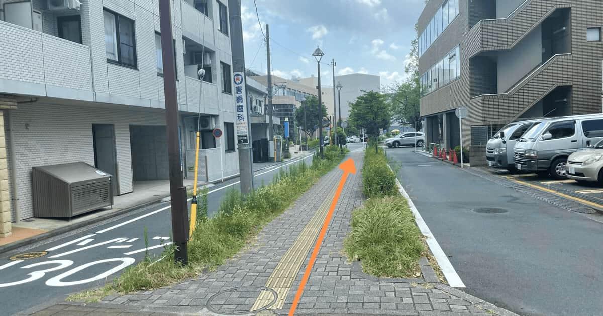 反町駅から神奈川区役所までのアクセス方法(行き方)を解説⑨