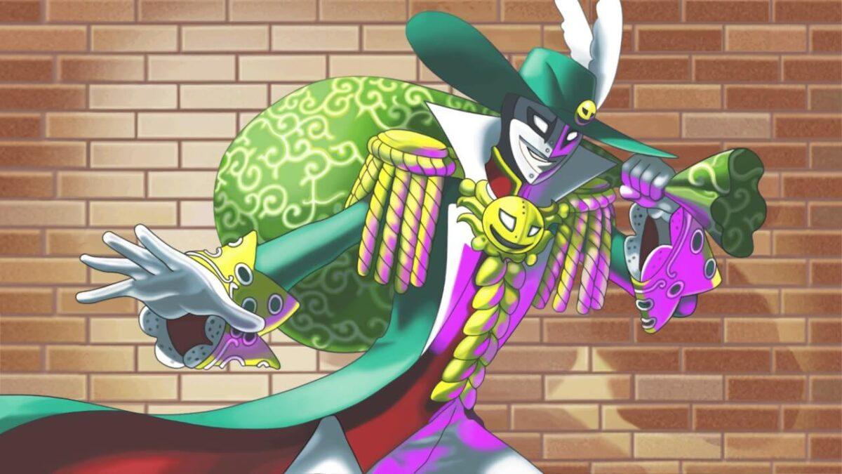 怪人☆仮面マスク