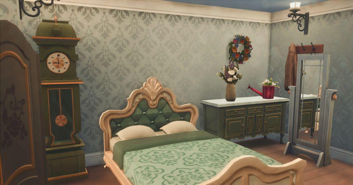 幸村の寝室
