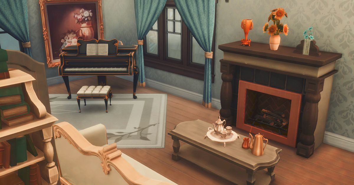 幸村の部屋のくつろぎスペース