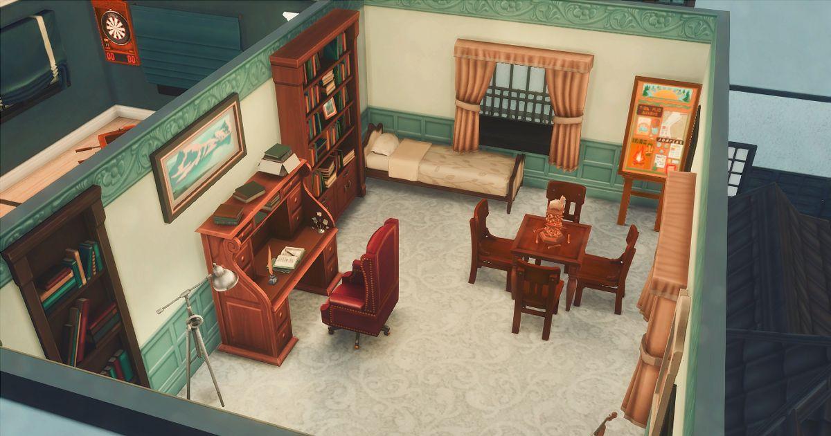 柳生の部屋