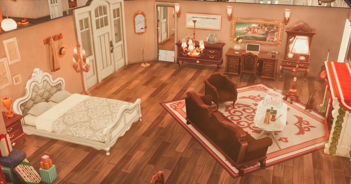 東雲風雅の部屋2